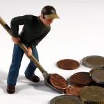 Junge Leute sind besonders fleißige Sparer